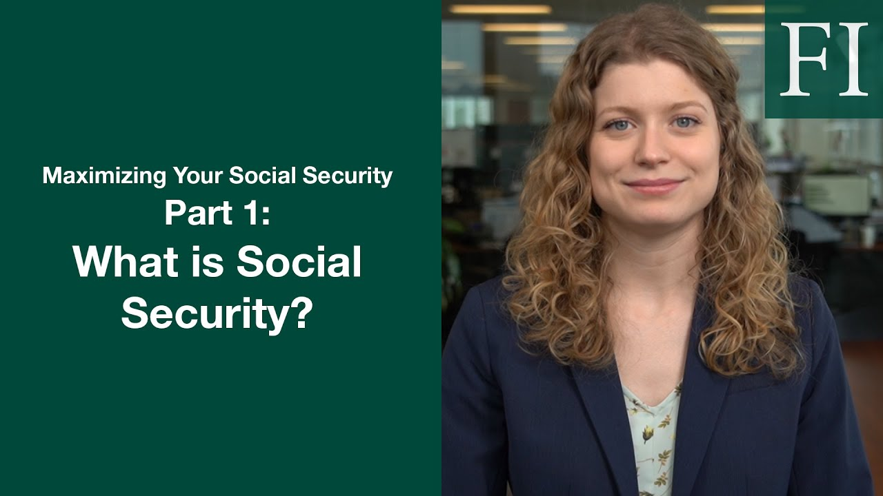 Fisher Investments Answers: What is Social Security?