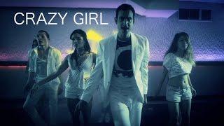 CRAZY GIRL- Original Music Video by NATHAN LUCREZIO