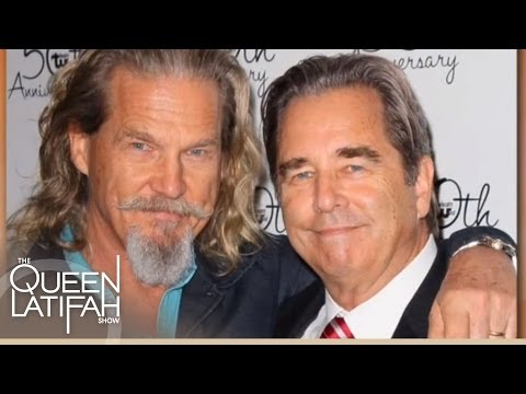 Beau Bridges on Growing Up As a Kid Tormenting his Brother on The Queen Latifah Show