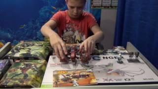 "Обзор на набор LEGO STAR WARS 10370 ""Дроид поддержки""+мультфильм про клона"
