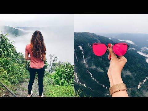 Shillong Vlog | Debasree Banerjee