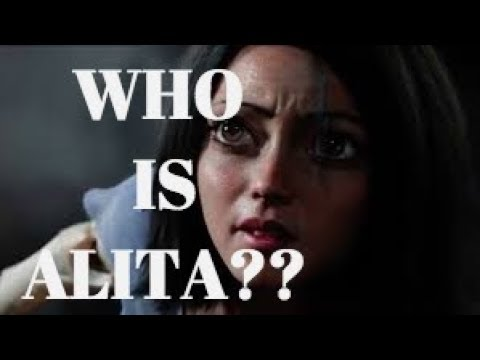 Who Is Alita Battle Angel? A History & Origin of Alita: Battle Angel