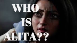 Who Is Alita Battle Angel? A History & Origin of Alita: Battle Angel