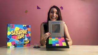 Square Up? İnceleme ve Nasıl Oynanır? - Akıl ve Zeka Oyunları