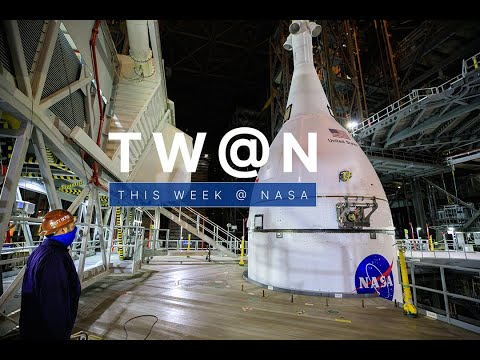 The Orion Spacecraft for Artemis I Is on the Move on This Week @NASA  October 22, 2021