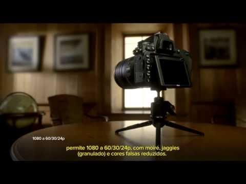 Primeira impressão: Nikon D750