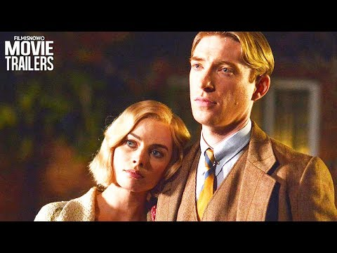 Goodbye Christopher Robin | First emotional trailer with Margot Robbie & Domhnall Gleeson