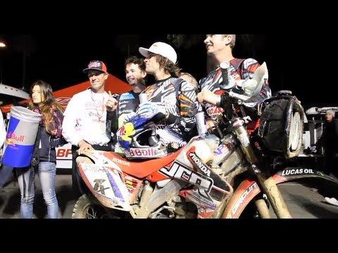 Dirt Bike Winners  2011 BAJA 1000