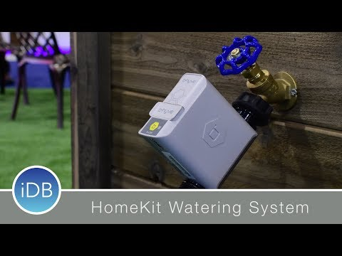Hands-On with Orbit's New HomeKit B-Hyve Watering Systems at CES 2018