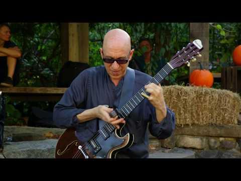 Elliott Sharp - solo guitar - at Plaza Guitarz - La Plaza Cultural, NYC - Sept 23 2017