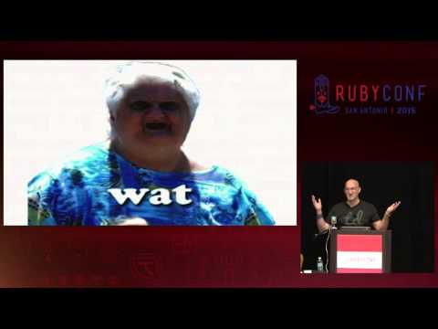 RubyConf 2015 - Everything You Know About the GIL is Wrong by Jerry D