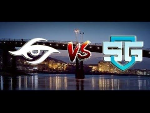 SECRET vs SG E-Sport Bo1