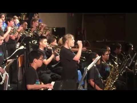 Feeling Good, Tuskawilla Middle School Jazz Band 2016