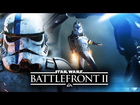 Star Wars Battlefront 2 - Enhanced Graphics on Xbox One X! Every Detail So Far!
