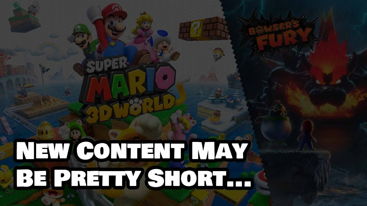 Does Super Mario 3D World + Bowser's Fury have online multiplayer?