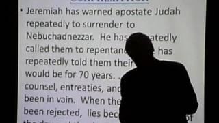 Ezekiel pt 3: The Warning-Pastor Bill Hughes