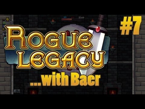 Let's Play Rogue Legacy (Pt. 7) - Attempting the Maya