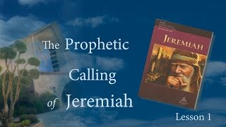 """""""Jeremiah: The Prophetic Calling of Jeremiah"""" (1 of 13) by Pastor Fred Dana"""