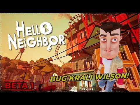BUG KRALI WILSON! 😆 | Hello Neighbor [Türkçe] #204