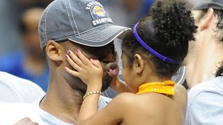 Kobe Bryant, the 'Girl Dad'