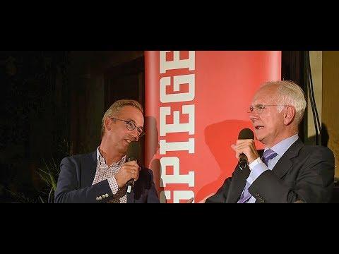 Der SPIEGEL live: Harald Schmidt im Gespräch über die GroKo
