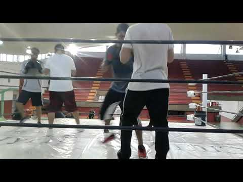 Cd Juárez,boxeo amateur entrenamiento, G/money-Rios.
