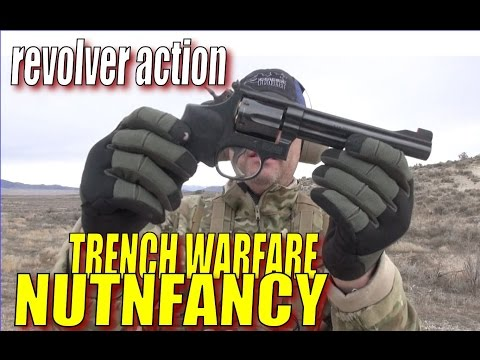 S&W Trench Warfare: Revolvers and Bear Scat