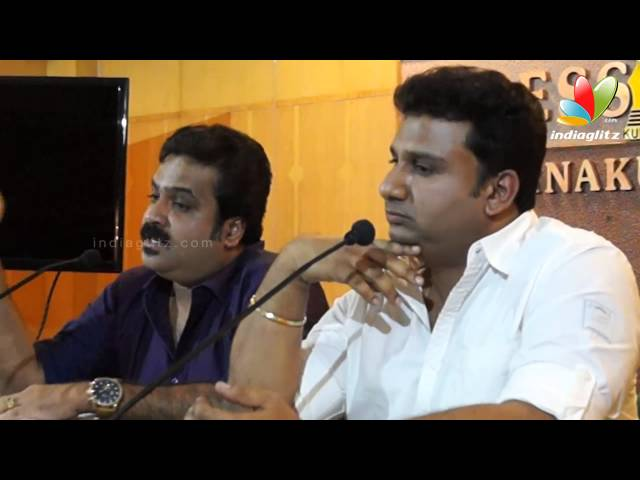 Kunchacko Boban and Romans Producers Issue Press Meet I Latest Malayalam Movie News