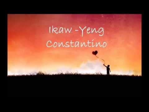 Ikaw-Yeng Constantino Sub. English