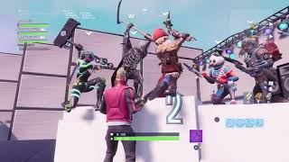 Fortnite Creative Mode FAMILY FEUD IN FORTNITE CREATIVE MODE Funny Moments Squeaker Edition