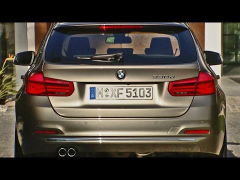 2016 BMW 3 Series Touring (Luxury Line) DESIGN
