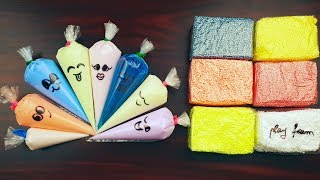 Making Slime with Pipping and Floam Bricks