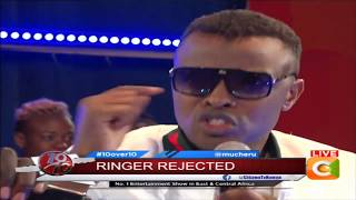 Watch this pace, Ringtone still pursuing Zari #10Over10