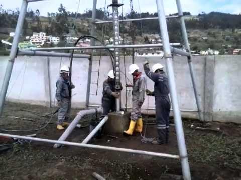 """desmontage de bomba sumergible 60 hp de 4"""" a 70 m 3° parte thumbnail"""