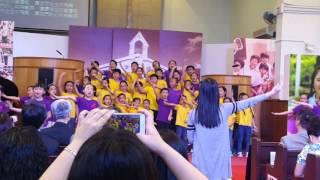 中華基督教會全完第一小學校110周年慶表演3