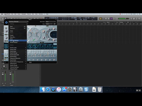 How to produce a Techno beat in Logic Pro X   John Wil