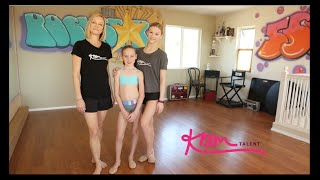 Inside look at a Private lesson  with KBM TALENT