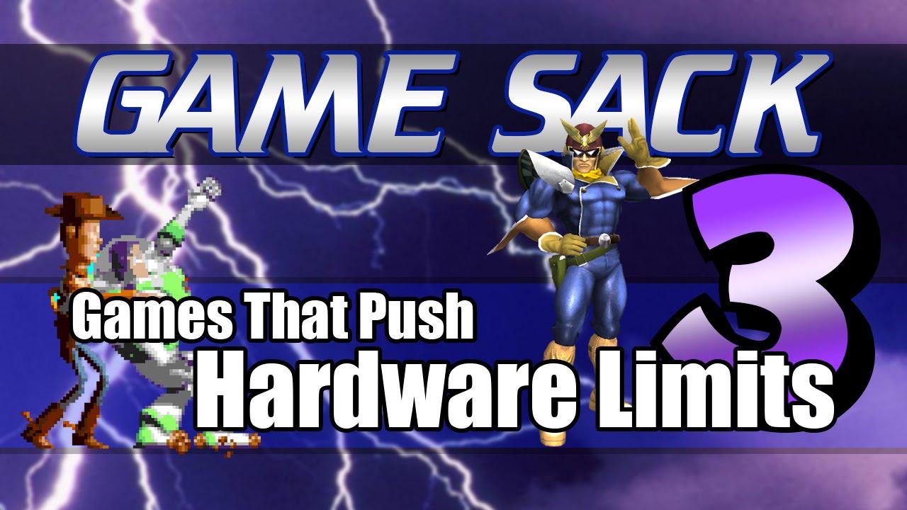 Games That Push Hardware Limits 3 Game Sack Youtube