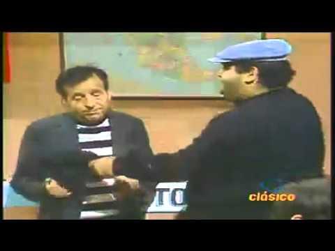CHESPIRITO 1981- El Chompiras- Viaje en bus- Parte 1 HD