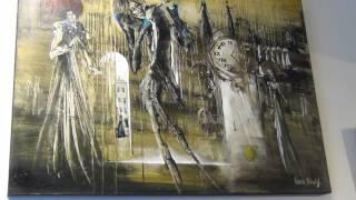 США 905: В галерее Владимира Витковского, Сан Франциско. Как живут художники в Америке