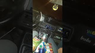 Arabada Alkol Snap'ı