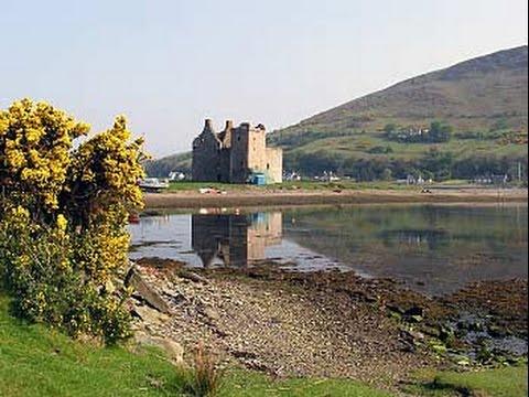 Scotland Tour: Isle of Arran & the Holy Isle