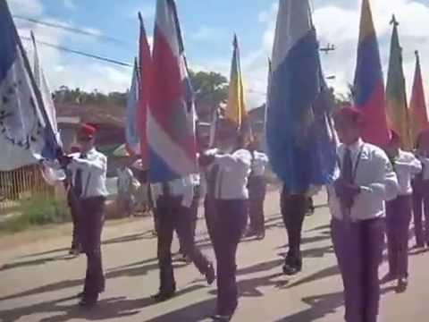 Instituto Cristiano Encuentro desfile 2010