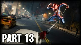 Marvel's Spider-Man - 100% Walkthrough Part 13 [PS4] – Side Mission: Spider-Man P.I.
