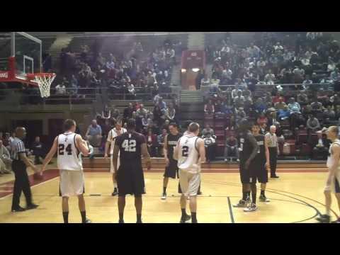 Harvard Crimson Basketball Sweeps Penn; Highlights