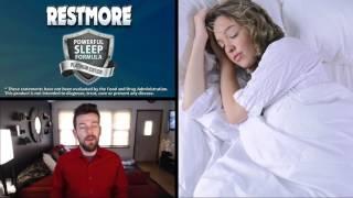 Best Quality Sleep Aid - RESTMORE Quick Testimonial thumbnail