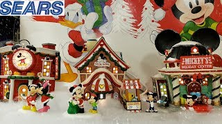SEARS SHOP WITH ME CHRISTMAS DECORATIONS WALK THROUGH 2018