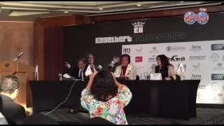 """الفنان العالمي """"إنجلبرت همبردنك"""" يشارك فى مؤتمر دعم السياحة المصرية"""