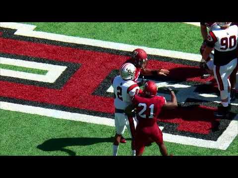 Recap: Harvard Football vs. Brown - Sept. 23, 2017