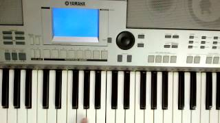 Tu Tu Hai Wahi Remix Keyboard Tutorial by Vikram Magoo